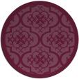 rug #1140482 | round traditional rug