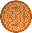 rug #1140516   round borders rug