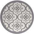 rug #1140566   round traditional rug