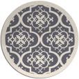 rug #1140605 | round borders rug