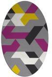 rug #1141532   oval geometry rug
