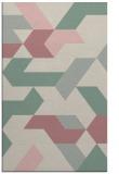 rug #1142067    pink abstract rug
