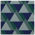 rug #1142858 | square geometry rug