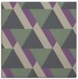 rug #1142999 | square purple retro rug