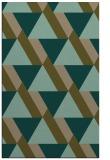 rug #1143663    brown retro rug