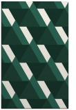 rug #1143683 |  green abstract rug