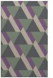 rug #1143735 |  purple abstract rug