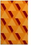 rug #1143759 |  orange popular rug