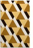 rug #1143851 |  brown abstract rug