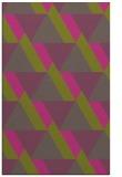 rug #1143895 |  light-green retro rug
