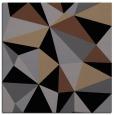 rug #1144663 | square black graphic rug