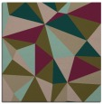 rug #1144767 | square brown graphic rug