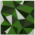 rug #1144795 | square light-green graphic rug