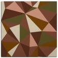 rug #1144803 | square mid-brown rug