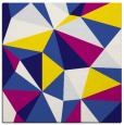 rug #1144853 | square geometry rug