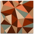rug #1144878 | square abstract rug