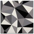 rug #1144943   square black graphic rug