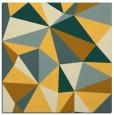 rug #1144983   square light-orange geometry rug