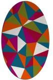rug #1145143   oval abstract rug