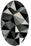 rug #1145170 | oval abstract rug