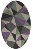 rug #1145207   oval abstract rug