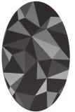rug #1145243   oval abstract rug
