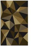 rug #1145411 |  mid-brown abstract rug
