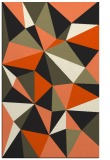 rug #1145415 |  black graphic rug