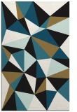 rug #1145419 |  black geometry rug