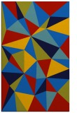 rug #1145423 |  blue popular rug