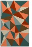 rug #1145607 |  orange popular rug
