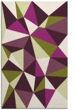 rug #1145635 |  purple abstract rug