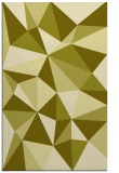 rug #1145727 |  light-green graphic rug