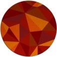 rug #1146019 | round graphic rug