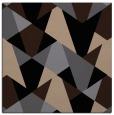 rug #1146507   square black graphic rug