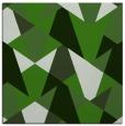 rug #1146635 | square green retro rug
