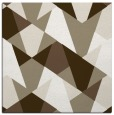 rug #1146655 | square mid-brown rug