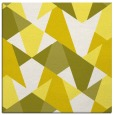 rug #1146787 | square white graphic rug