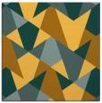 rug #1146823 | square yellow rug
