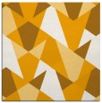 rug #1146847 | square light-orange retro rug