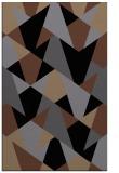 rug #1147239 |  black retro rug