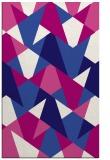 rug #1147331 |  blue-violet rug