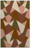 rug #1147379 |  brown retro rug