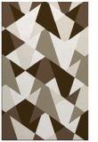 rug #1147543 |  white graphic rug