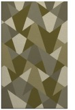 rug #1147579 |  light-green graphic rug