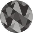rug #1147819 | round orange retro rug