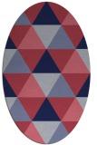 rug #1148797 | oval popular rug