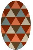 rug #1148921   oval geometry rug