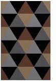 rug #1149079 |  black geometry rug