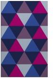 rug #1149107 |  pink geometry rug